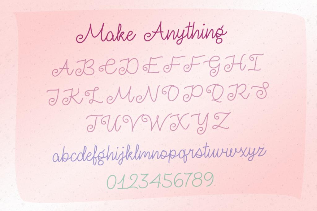 Make Anything 2