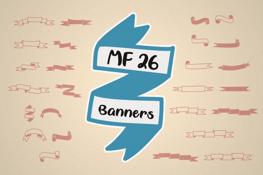 Mf 26 Banners