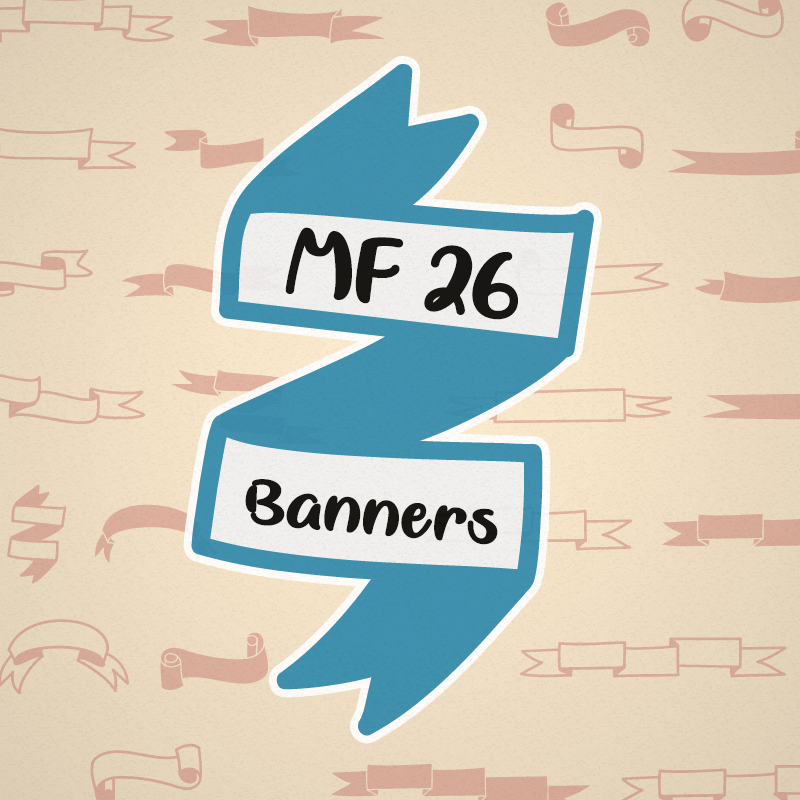 Mf 26 Banners Flag