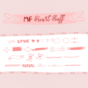 Mf Heart Stuff Flag