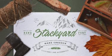 Stackyard Poster