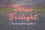 Texas Twilight