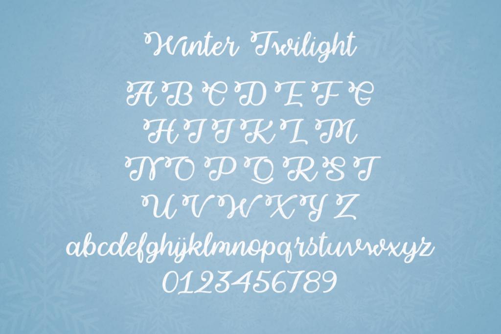 Winter Twilight 4
