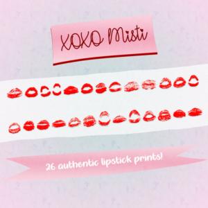 Xoxo Misti Flag