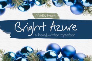 Bright Azure