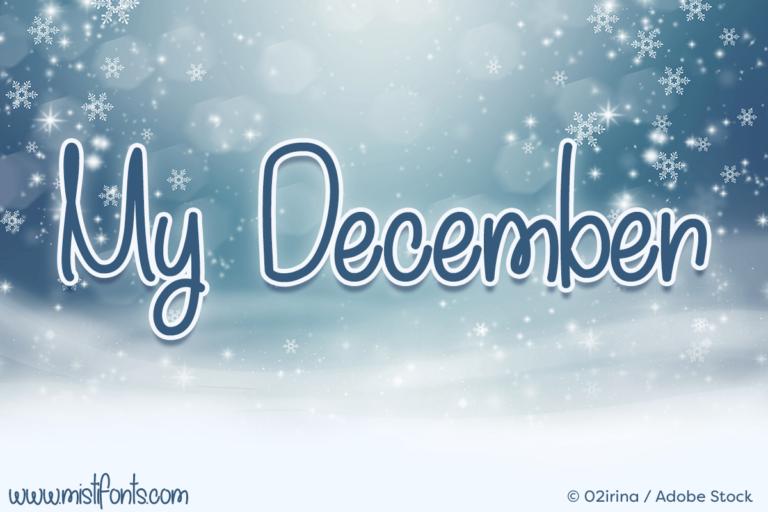 My December