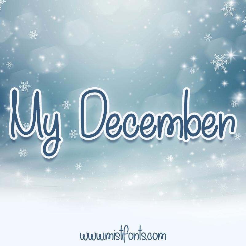 My December Flag