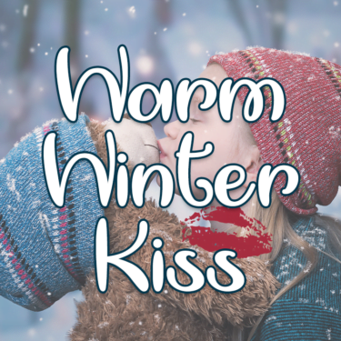 Warm Winter Kiss Flag