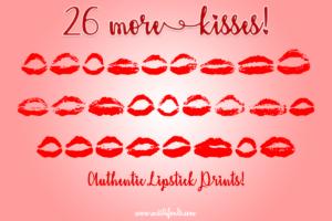 26 More Kisses