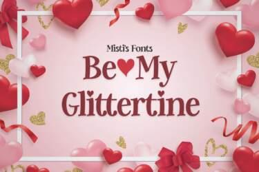 Be My Glittertine