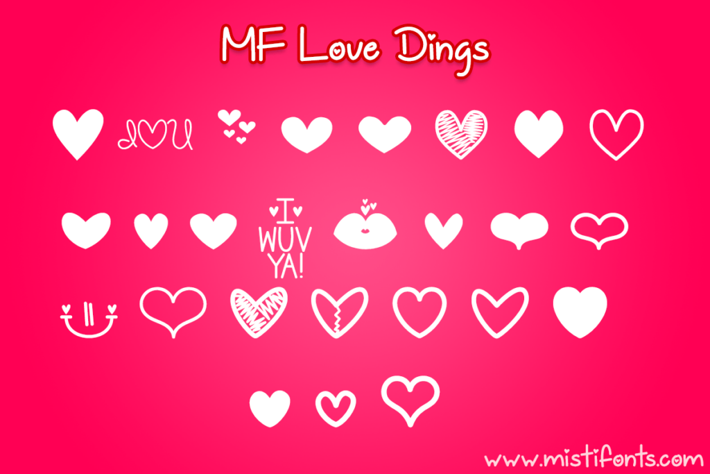 Mf Love Dings