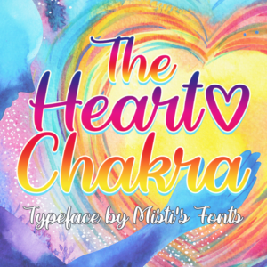 The Heart Chakra Flag