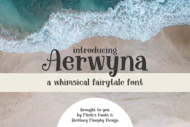 Aerwyna Regular Title