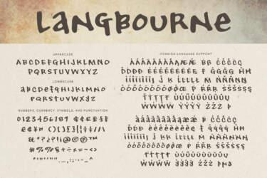 Regular Letters