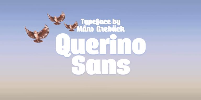 Querino Sans Poster01