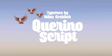 Querino Script Poster01