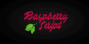Raspberry Script Poster01