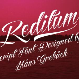 Reditum Flag
