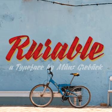 Rurable Flag