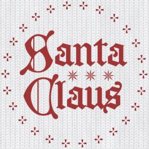 Santa Claus Flag