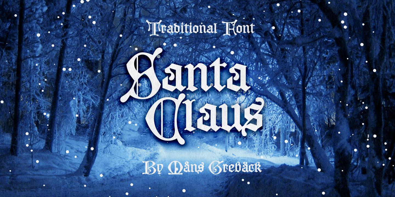 Santa Claus Poster01