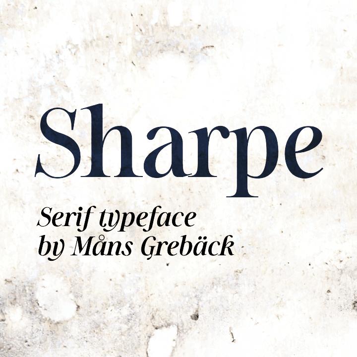 Sharpe Flag