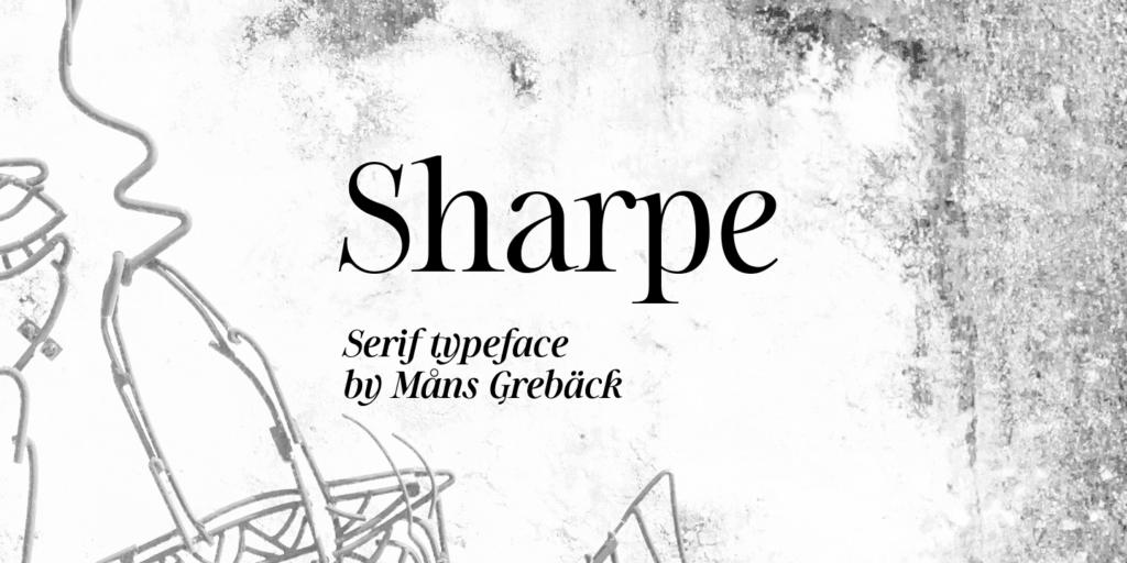 Sharpe Poster01