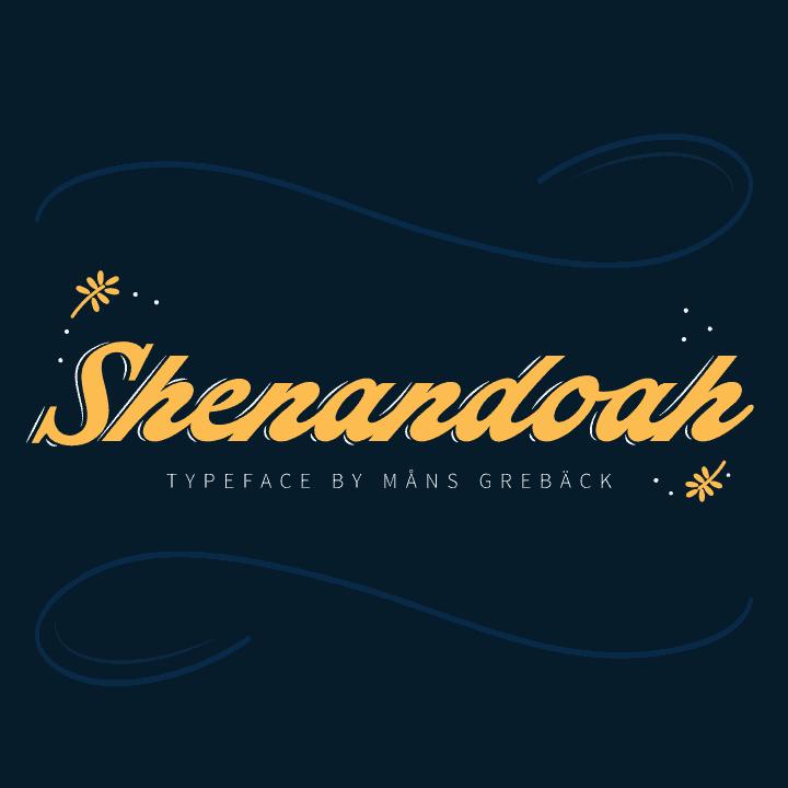 Shenandoah Flag
