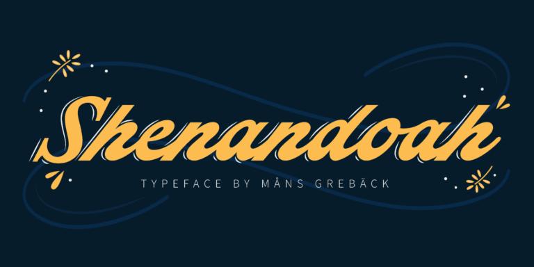 Shenandoah Poster1