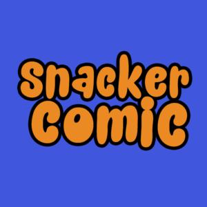 Snacker Comic Flag
