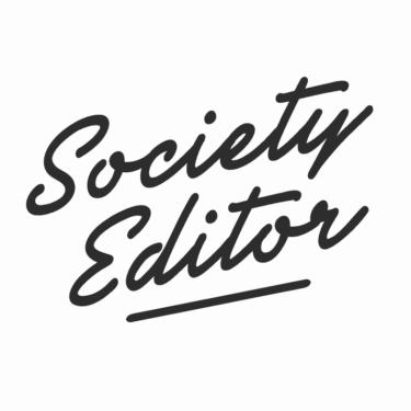 Society Editor Flag