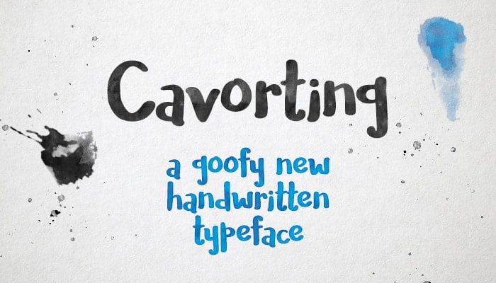Cavorting 1