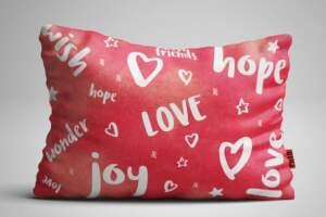 Ludicrous Mock Pillow