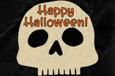 Skellyman Halloween2