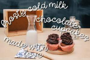 Undulant Mock Cupcakes