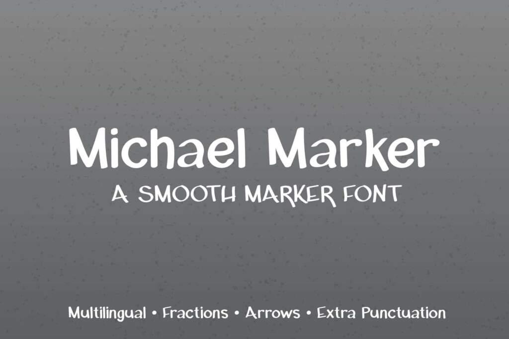 Michael Marker Main