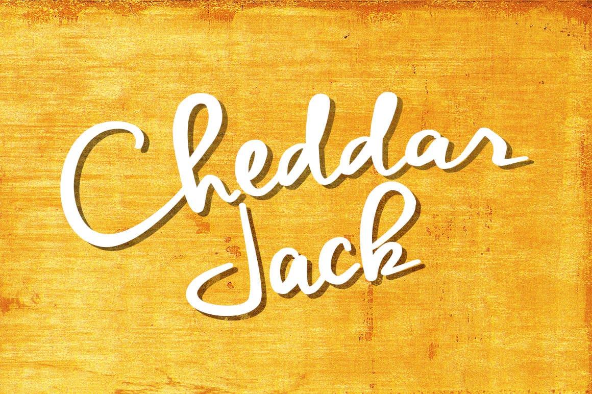 Cheddar Jack