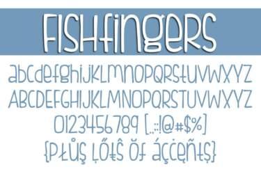 Fishfingers Letters