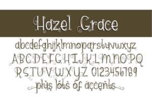 Hazel Grace Letters