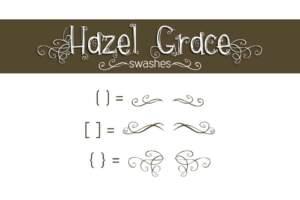 Hazel Grace Swashes