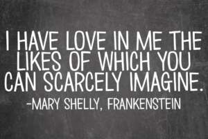 Love Monster Quote