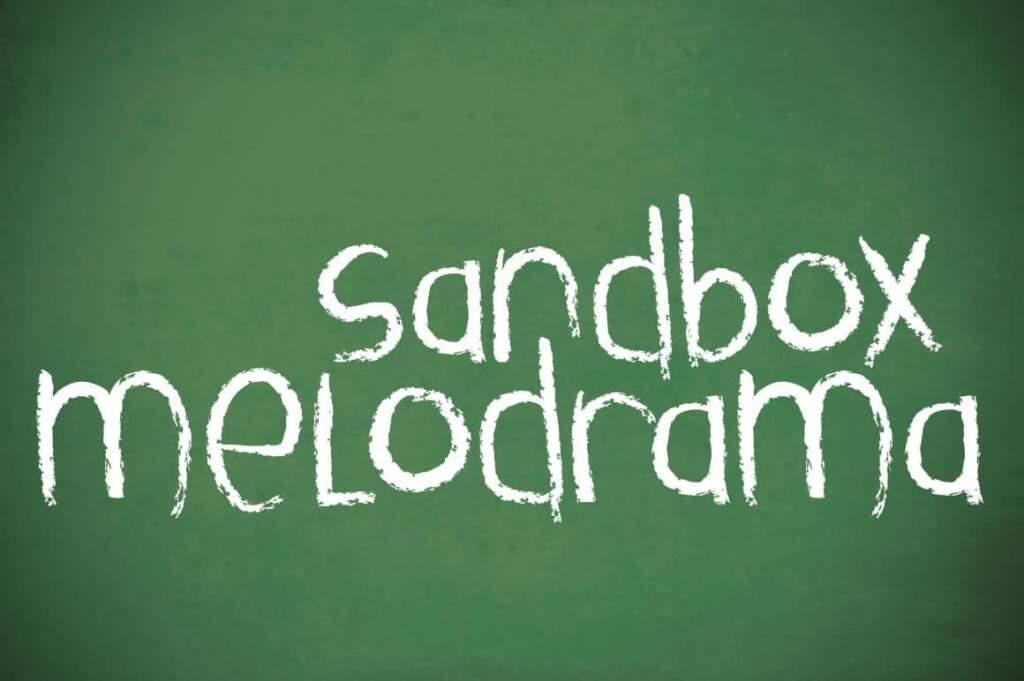 Sandbox Melodrama