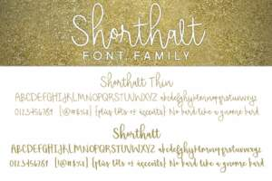 Shorthalt Ff Letters Personal Use