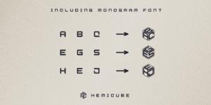 Hemicube Poster02