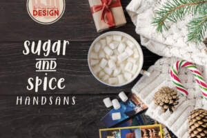Sugar & Spice Handsans