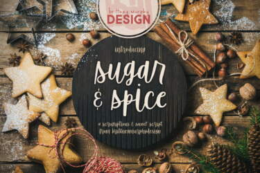 Sugar And Spice Title