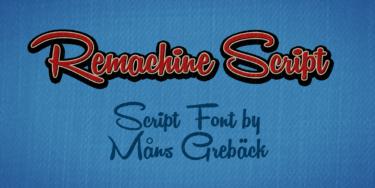 Remachine Poster