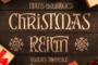 Christmas Reign Flag
