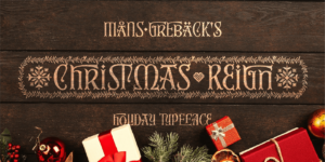 Christmas Reign Poster01