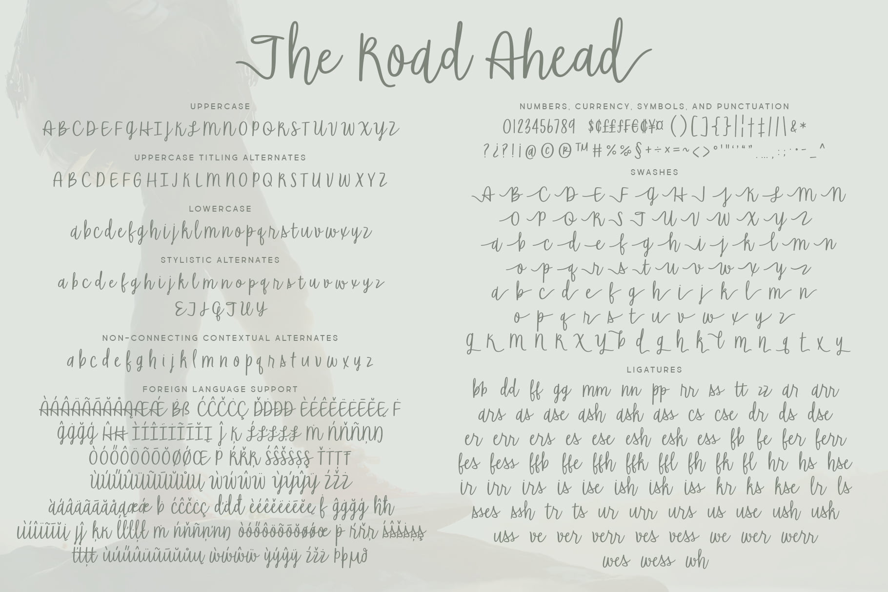 The Road Ahead Letters